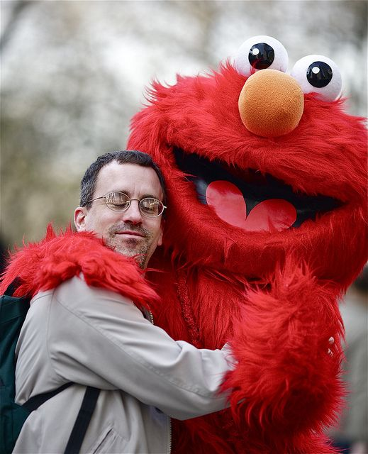 Love Elmo!