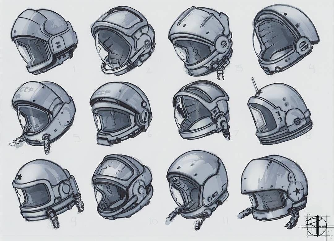 Quick batch of helmet sketches. #sketchdaily #dailysketch ...