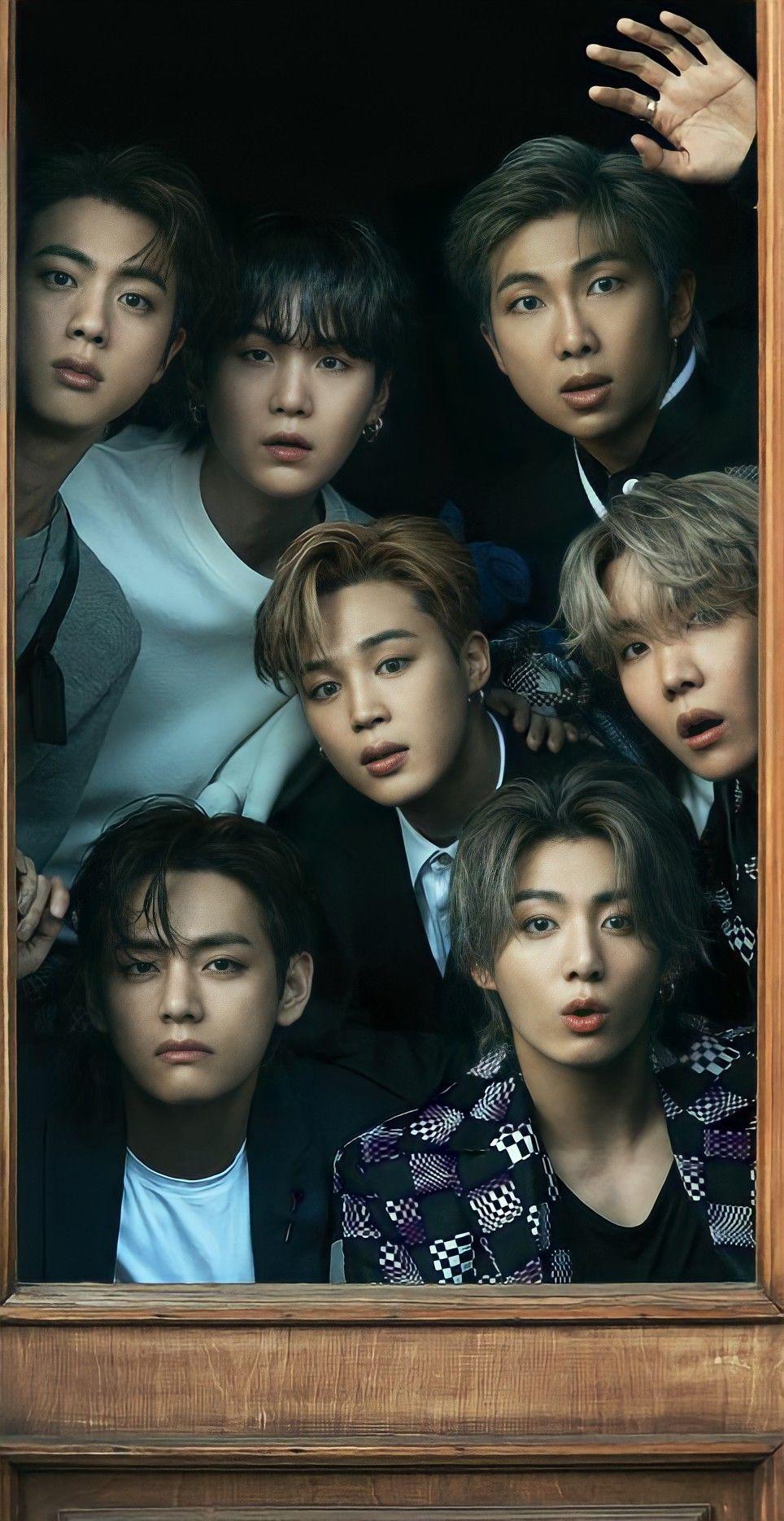 Bts group photo 2021 wallpaper