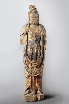Bodhisattva China Period: Northern Song Dynasty (960-1127) or Liao Dynasty (907-1125) 11th century
