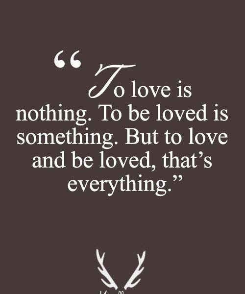 Love Is Everything Love Quotes Love Quotes Quotes Love