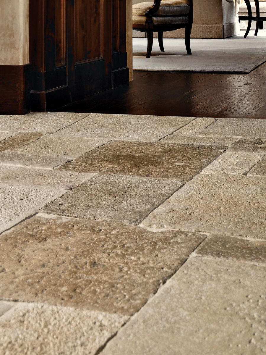 Stone Pavement In Paris : Dalle de bourgogne these french limestone pavers