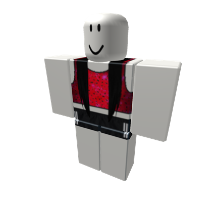 bf8c9b7c0fcd Red nike shirt w  black shorts  nd black hair - ROBLOX