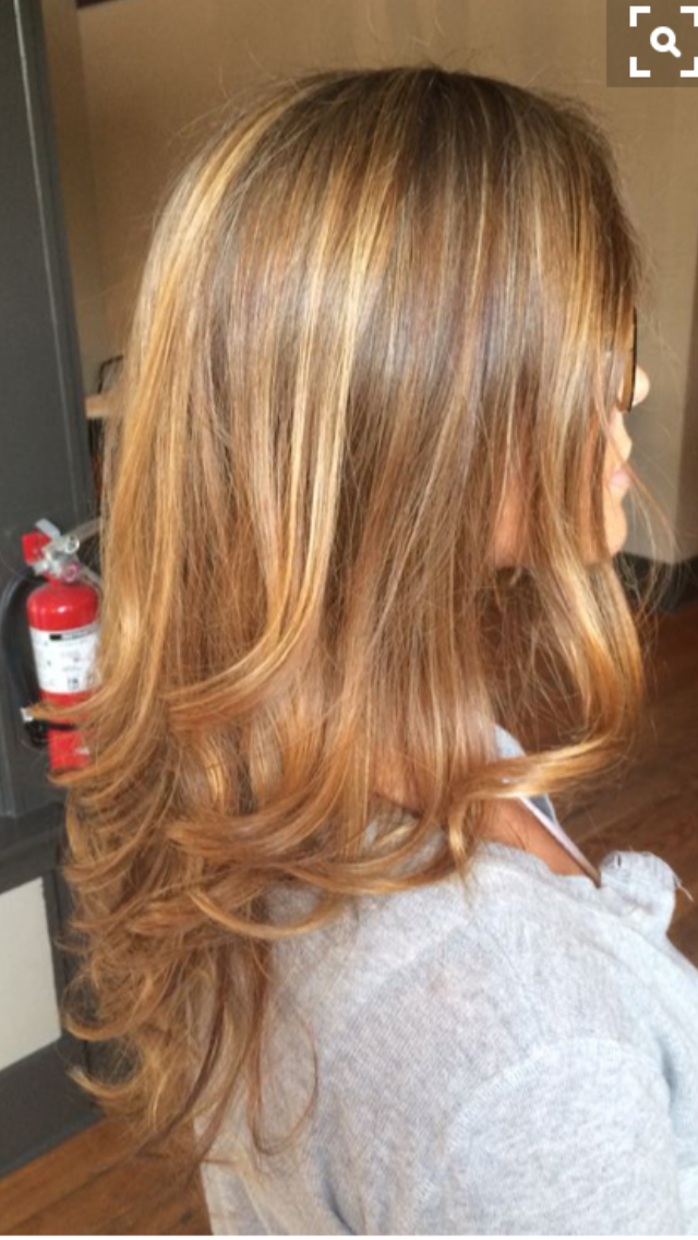 This Is The Color I Want In 2019 Caramel Blonde Hair