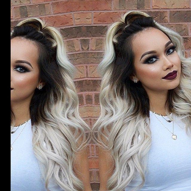 Httpstumblrblogredlipfantasynewphoto hair styles ombre hair color pmusecretfo Image collections