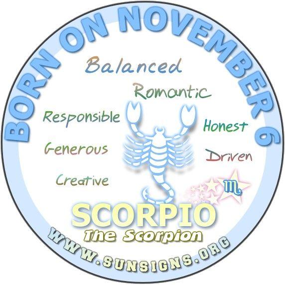 October 26 Zodiac Horoscope Birthday Personality ...