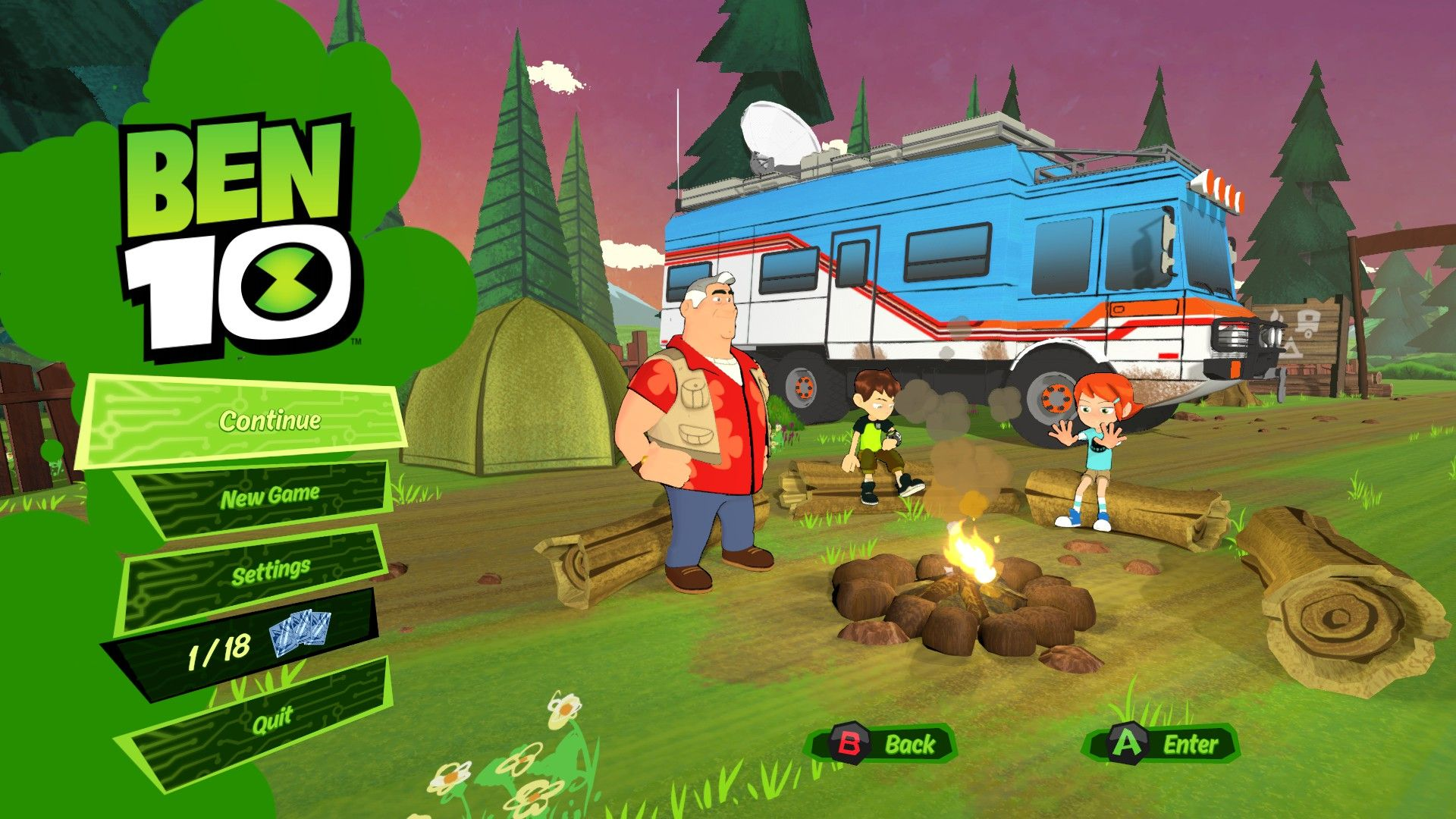 Pin On Ben 10 Official Video Game