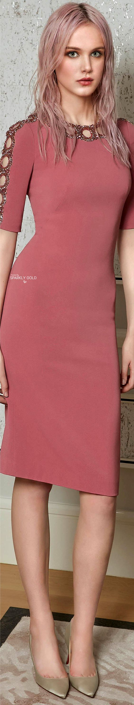 Jenny packham prefall moda u elegancia en vestidos