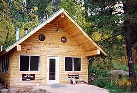 Black hills vacation cabins hill city sd south dakota for Cabins near custer sd