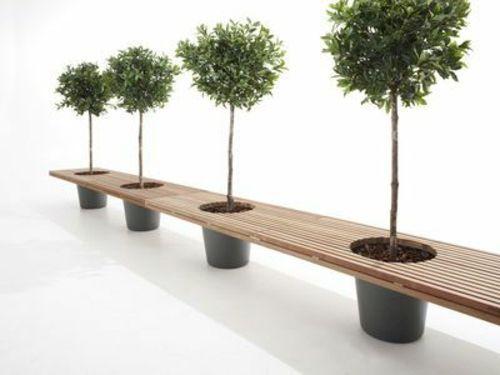 tolle Ideen für modernen Wandschmuck | Pinterest | Gartenbank selber ...