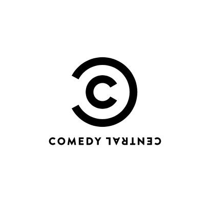 Pin By Baubas Creates On Logos Comedy Central Comedy Tech Company Logos