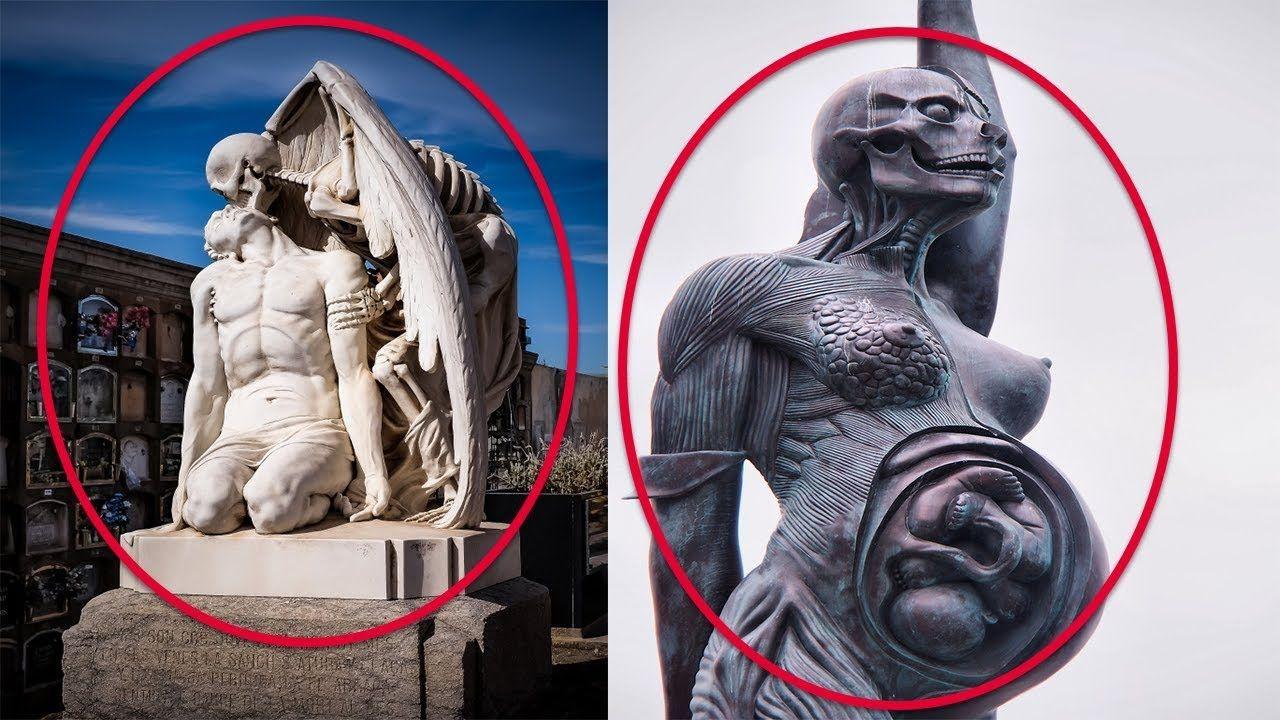 14 منحوتة مخيفة ومذهلة ومرعبة في نفس الوقت لن تصدق كيف تبدو هذه المنحوتات اربع عشرة منحوتة مخيفة ومذهلة في نفس الوقت يعتبر ال Lion Sculpture Statue Sculpture