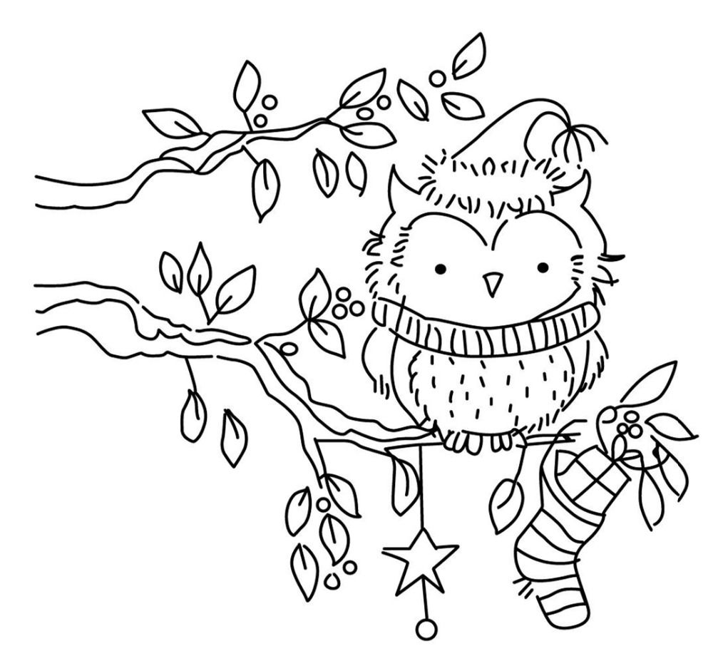 12.3 20-10_ | Christmas coloring pages, Photo album diy ...