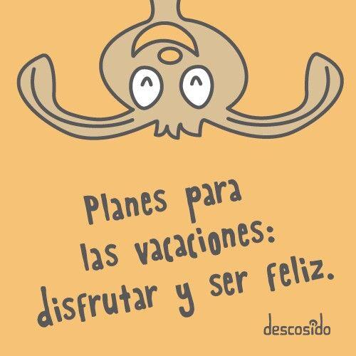 Vacaciones Vacaciones Frases Humor Frases De Vacaciones Y
