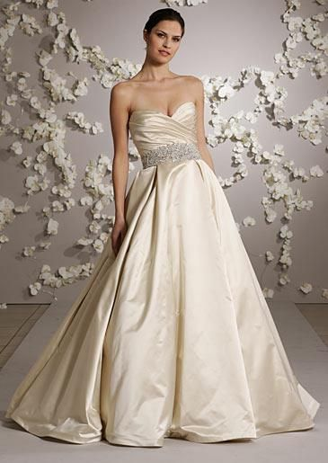 Lazaro Ballgown I Could Definitely See Me In Something Like This