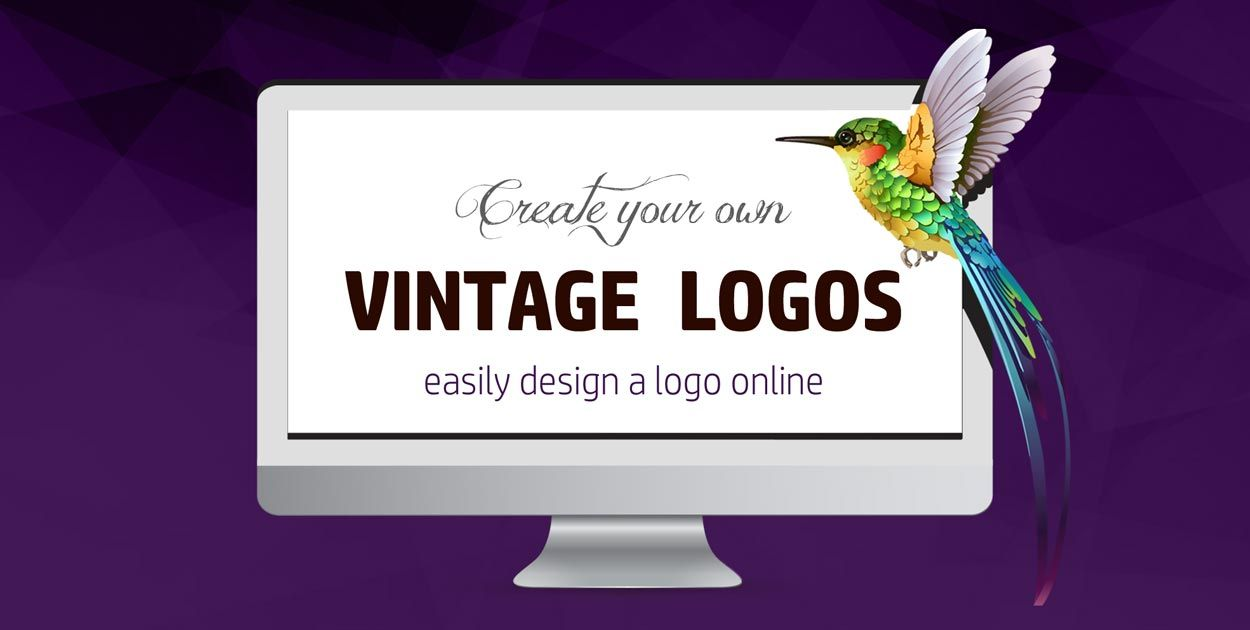 Vintage Logo Design Ideas Online Retro Logos Maker Monogram