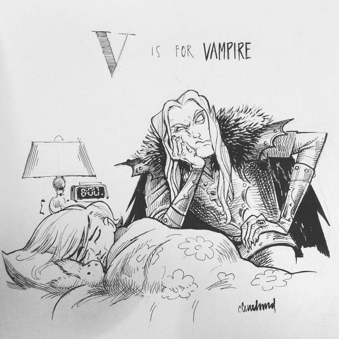 The Illustrated Dungeons Amp Dragons Alphabet