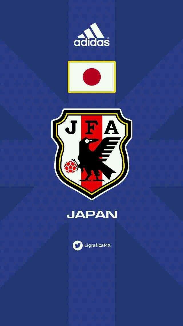 Japan Wallpaper Sepak Bola Desain Logo Olahraga