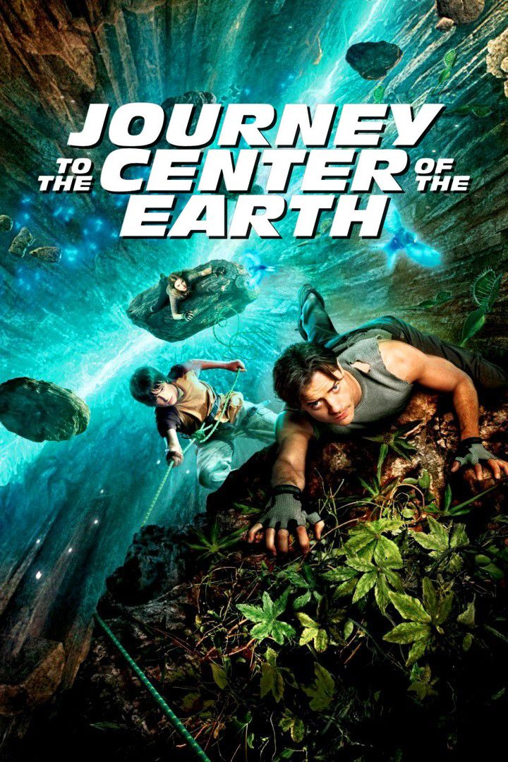 Journey to the Center of the Earth: my favorite movie of ...