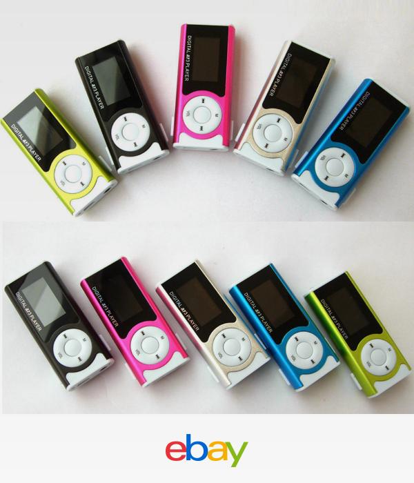 Mini Portable USB Digital MP3 Player Support Micro SD TF Card Music Media Player