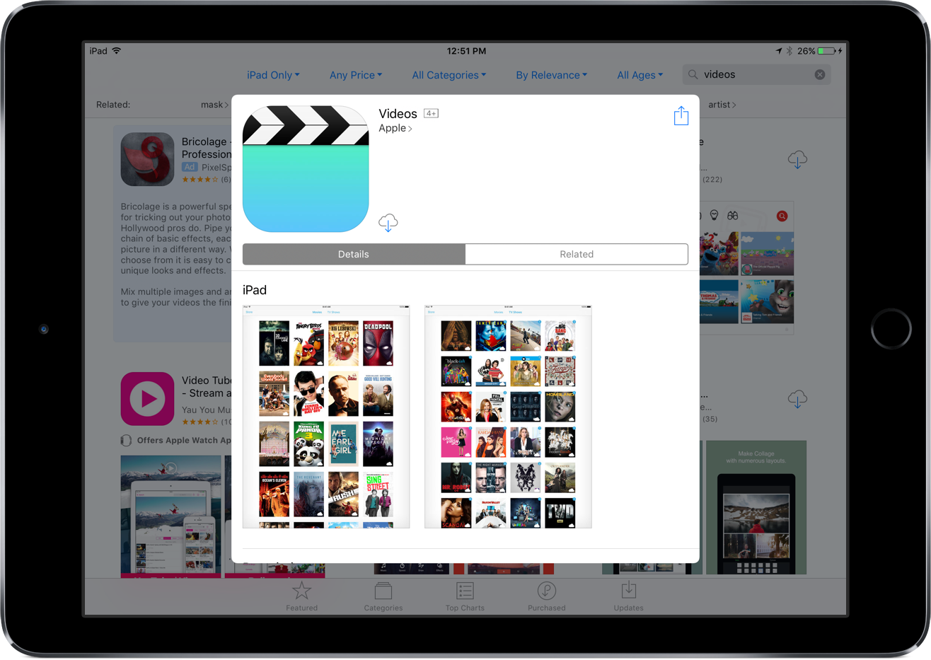 RIP Videos app as Apple replaces it with more capable TV