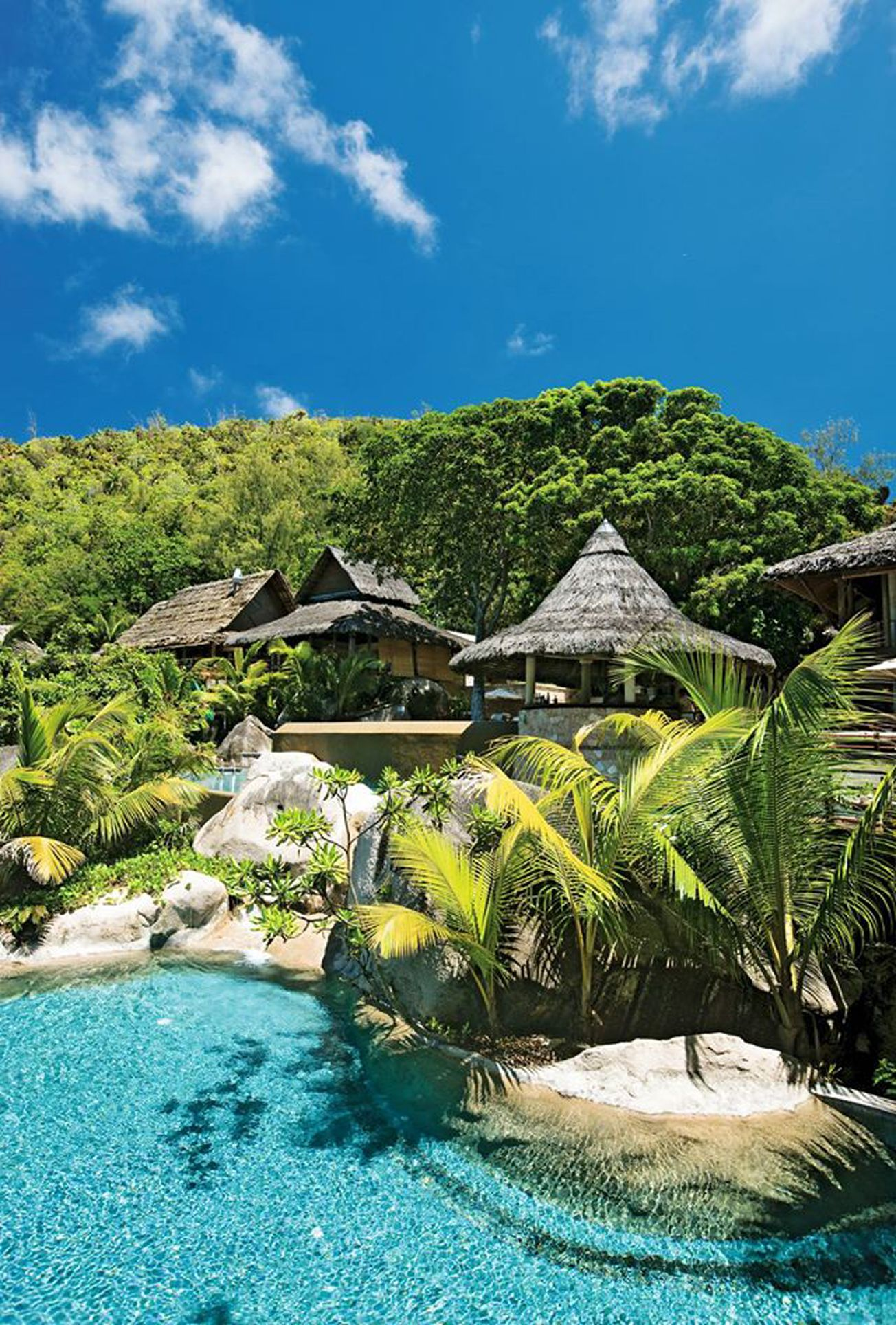 Raffles Praslin Seychelles Resort Is One Of The World's