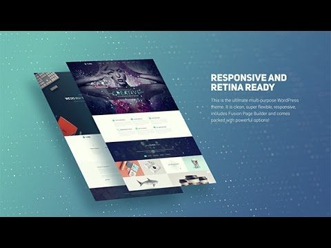 modern website presentation | after effects template | after, Presentation templates