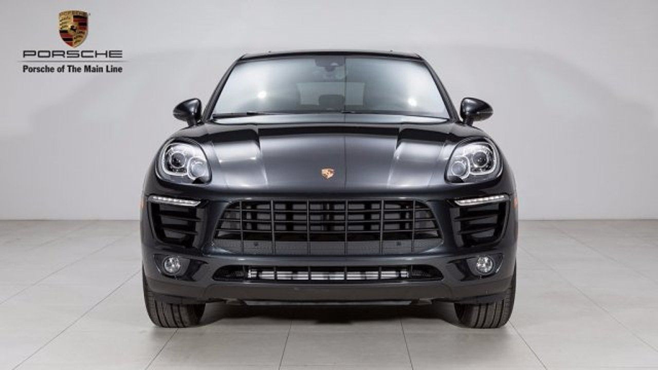 New Car Old Car 2018 Porsche Macan Porsche Porsche Cars