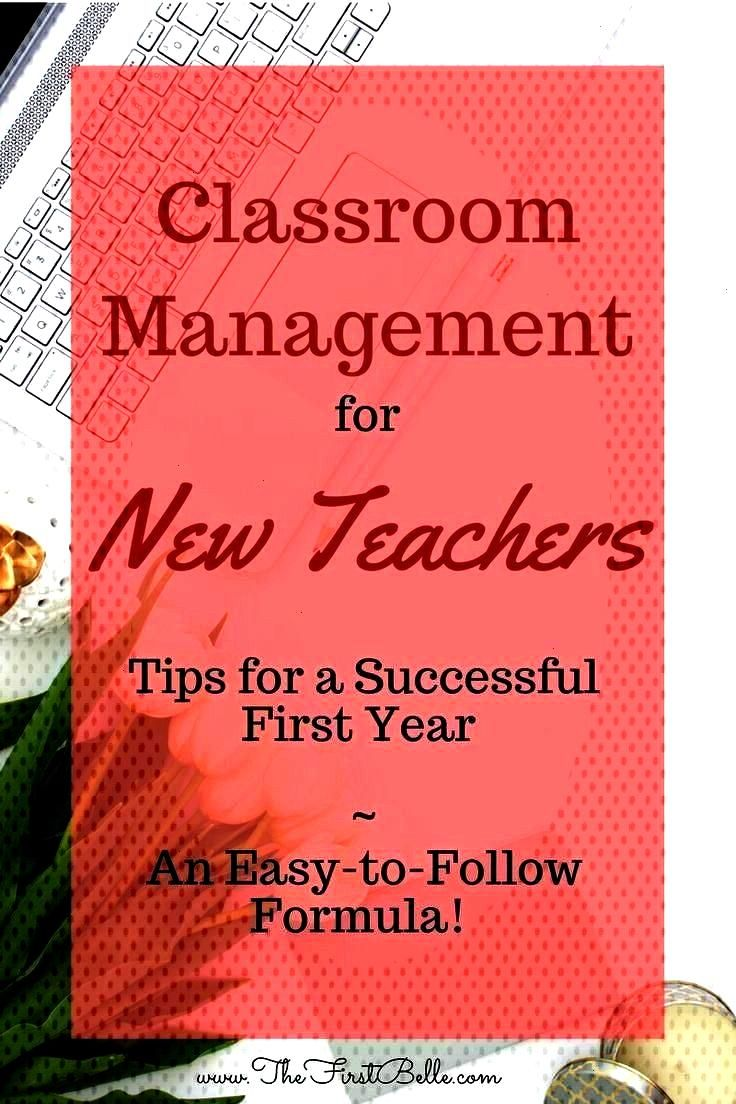 for Classroom management! Behavior management is the most important aspect of a strong classroom. O