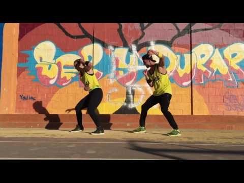 Latin daddys workout video
