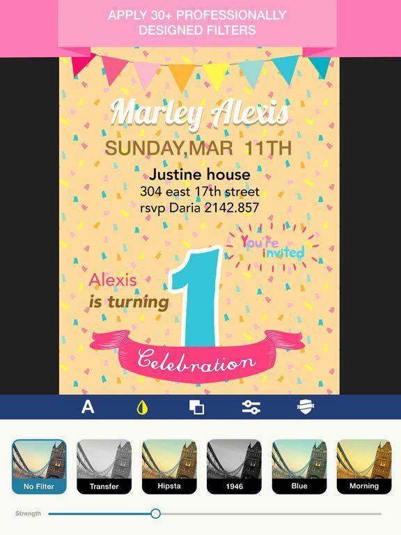 free invitation maker app inspirational app shopper