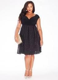 Plus Size Dresses for Apple Shape