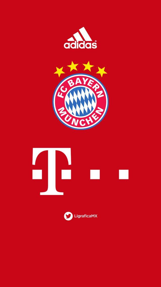 Bayern Munich IPhone5 Wallpaper O LigraficaMX 150314CTG