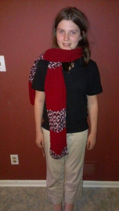 Kenzies scarf