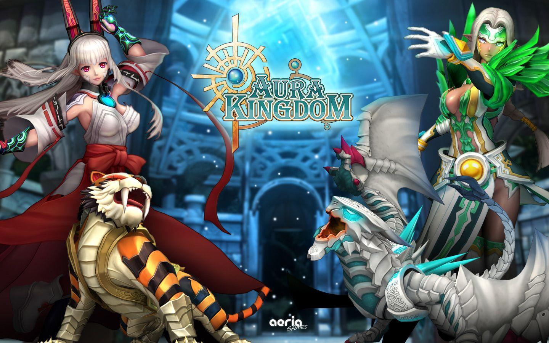 Aura Kingdom Review Aura kingdom in 2019 Mmorpg games