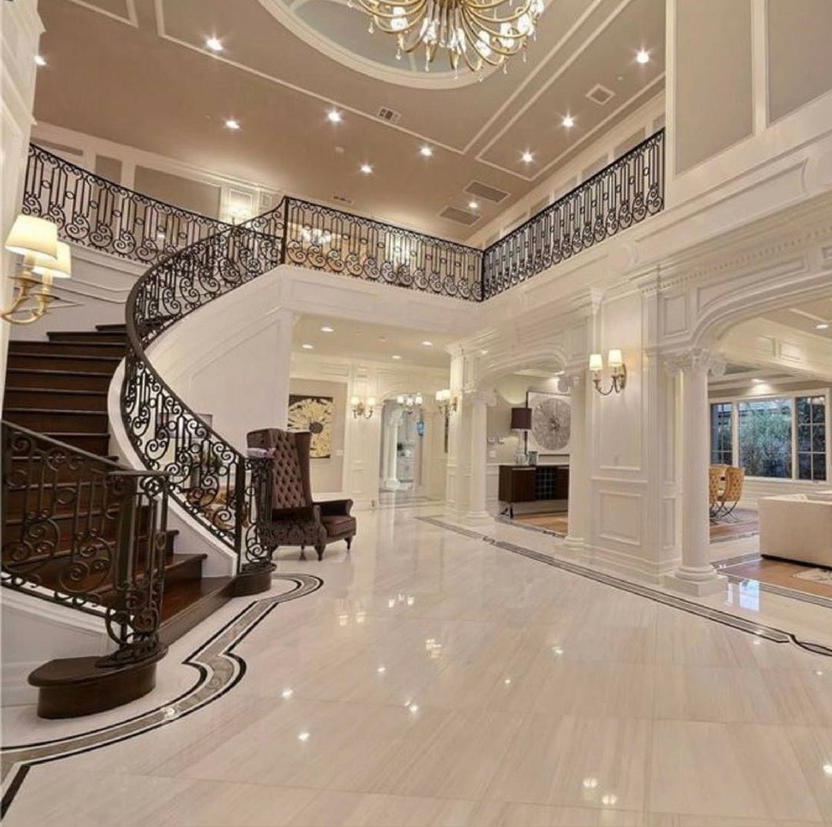 Pin By Rere Beauty On Dream House Dream House Decor Luxury Homes Dream Houses House Design