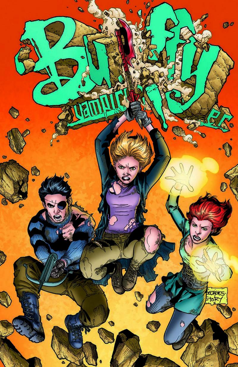 Pin by Brad Stephens on Buffy Vampire slayer, Buffy