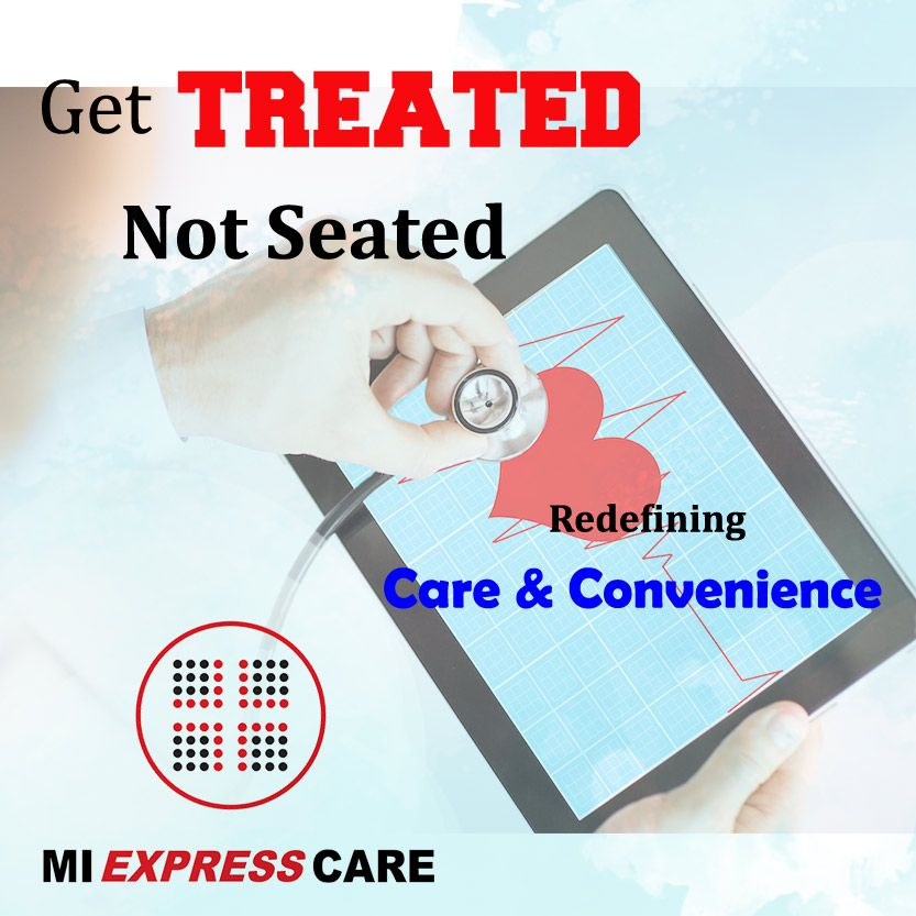MI Express Care Canton Urgent Care is the only Top Rated