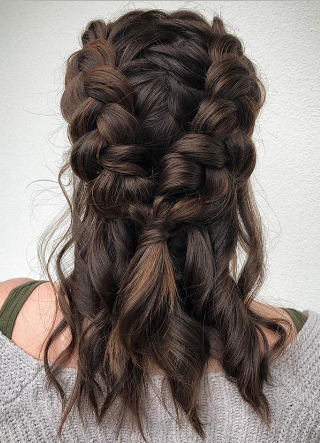 hair trends Summer 2019 bohemian hairstyles hair trends 2019 color hairstyles blonde hair trends 2019long hairstyle design boho hairstyle 749427194224457253
