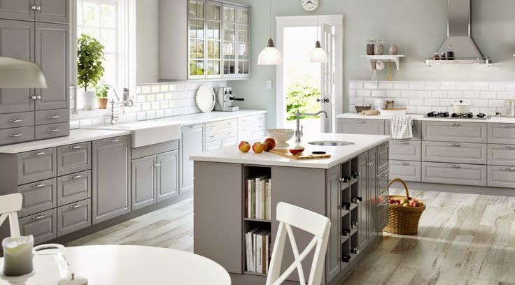 Cocina Ikea Bodbyn Buscar Con Google Cocinas Pinterest Kitchens And House