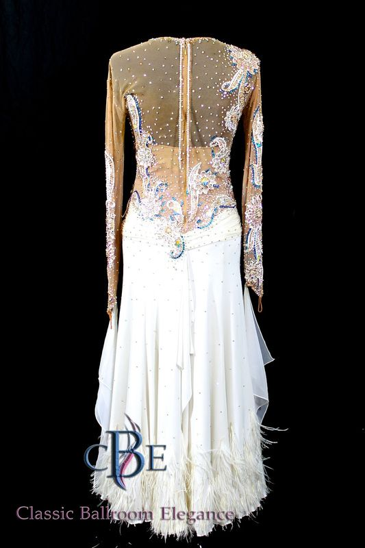 Smooth Ballroom Dance Dress For Sale | Available Exclusively at ...