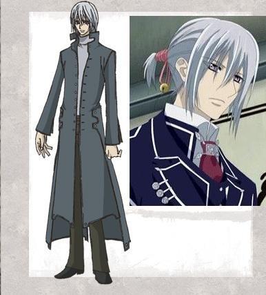 Ichiru Kiryuu From Vampire Knight Guilty Vampire Knight Vampire