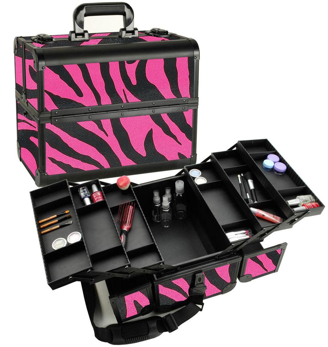 Makeup Cases Cosmetic Cases Train Cases Makeup Case Zebra Makeup Loreal Makeup Products