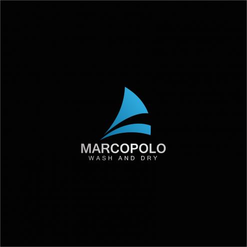 Marco Polo Wash N Dry Marco Polo Wash N Dry Client Winner Marco Testimonial Logo Design Contest Contest Design Wash N Dry