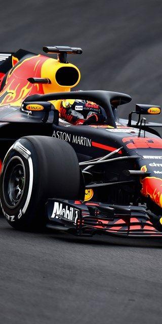 4k, Max Verstappen, close-up, raceway, 2018 cars, F1 ...