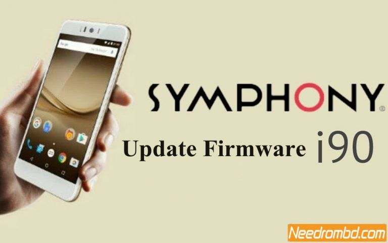 Symphony i90 MT6737 Flash File Without Password | Smartphone