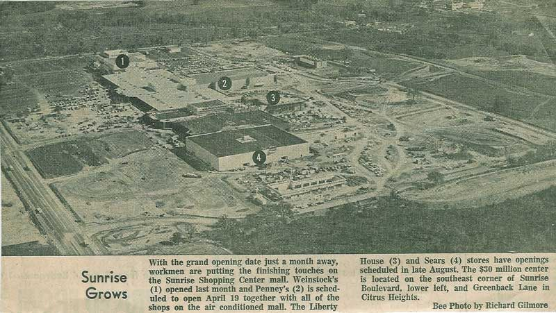 I Can See My Future House In The Tempo Housing Division Sunrise Mall Grows Citrus Heights Ca 1970s Maude And Hermio Sunrise Mall Citrus Heights Ca History