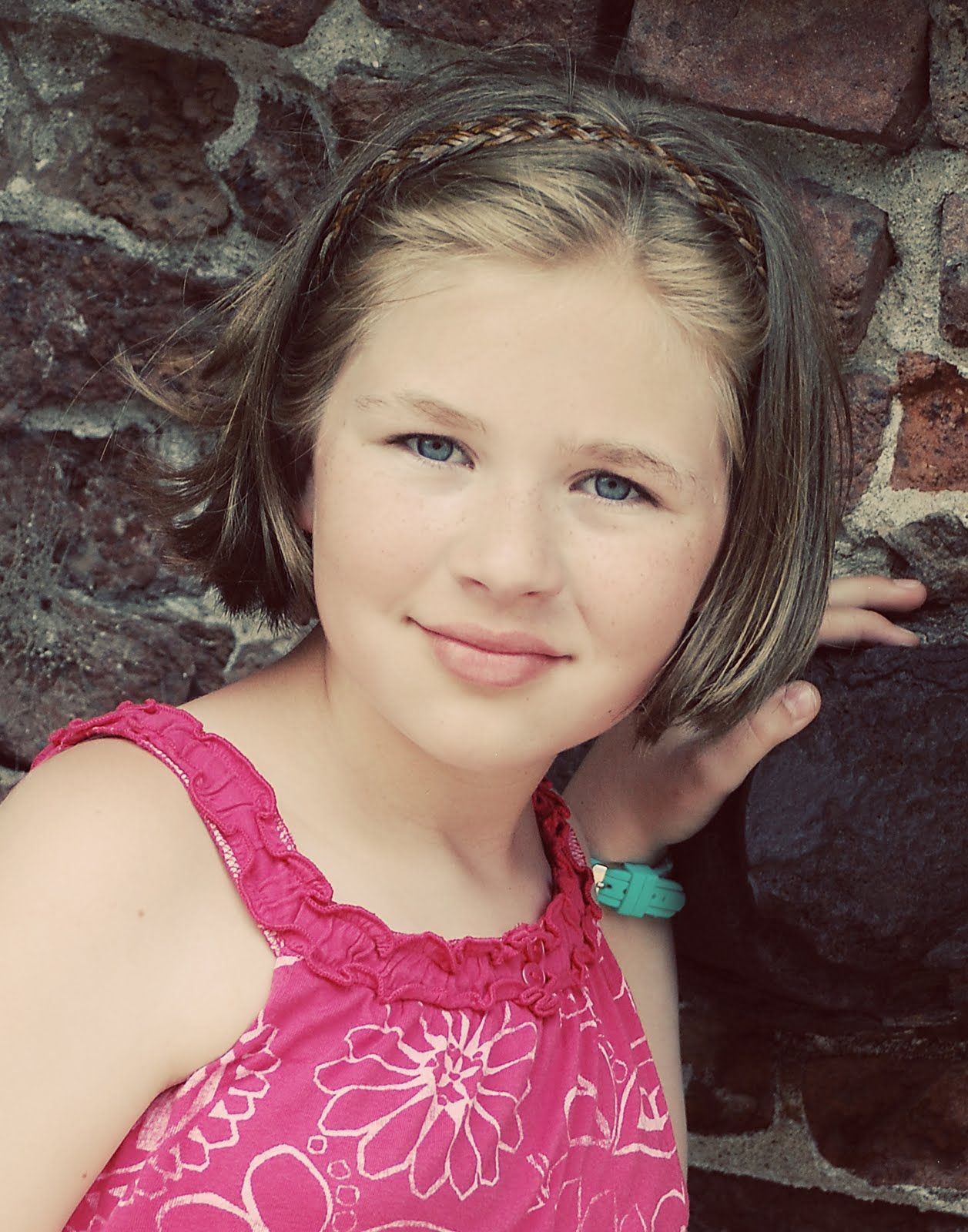 My Dear Photography My 10 Year Old Girl Haircuts Cute Hairstyles For Short Hair Girl Short Hair