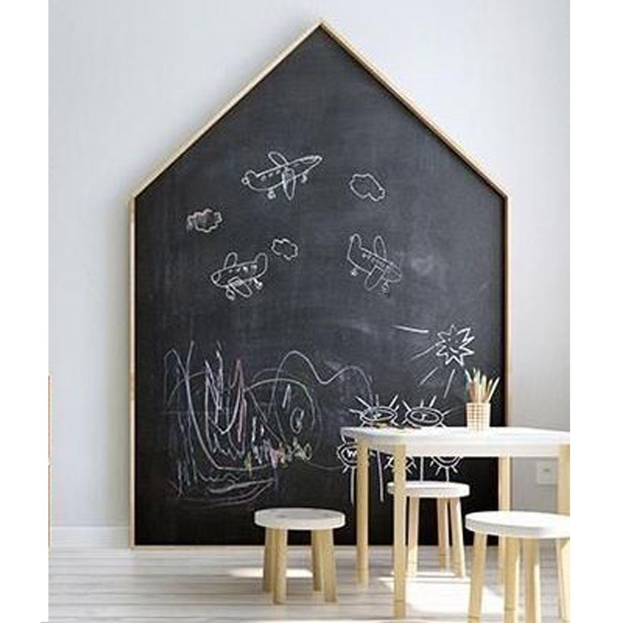 Para quem tem pequenos que amam desenhar na parede, que tal um ...
