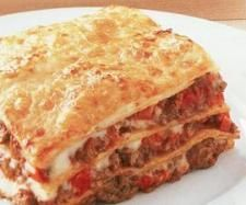 Photo of world's best lasagna